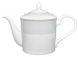 Noritake Linen Road Tea Pot