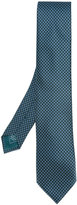 Brioni spotted tie - men - Silk - One Size