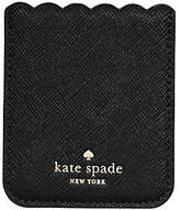 Kate Spade Scallop sticker pocket