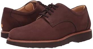 Samuel Hubbard Bucks (Brown Nubuck/Brown Outsole) Men's Shoes