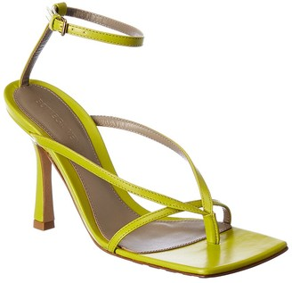 Bottega Veneta Stretch Leather Sandal