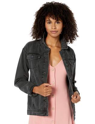 Roxy Junior's Midnight Drive Jean Jacket