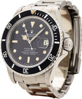 One Kings Lane Vintage 1980s Rolex Submariner Watch, Ref. 16800