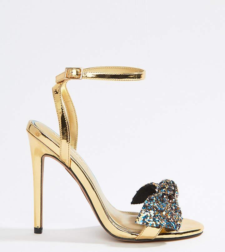 c9736332b403 Gold High Heel Sandals For Women - ShopStyle Australia