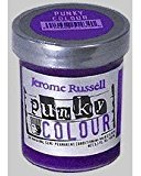 Jerome Russell Semi Permanent Punky Colour Hair Cream 3.5oz Violet # 1428