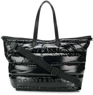 DSQUARED2 padded shopper bag