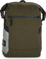 Stone Island Panama nylon canvas backpack
