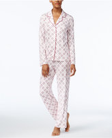 Alfani Printed Knit Pajama Set, Only at Macy's