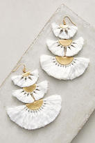 Anthropologie Hierarchy Drop Earrings