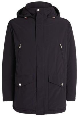 Brunello Cucinelli Technical Hooded Jacket