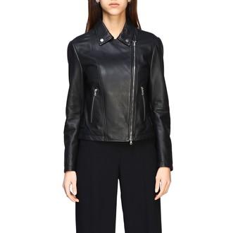 Emporio Armani Jacket Synthetic Leather Nail