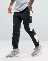 Adidas Originals Equipment Joggers In Black Bk7670