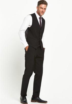 Skopes Madrid Waistcoat - Black