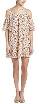 French Connection Women's Anastasia Ditsy Polly Plains Dress