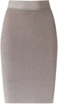 Cecilia Prado knit pencil skirt - women - Spandex/Elastane/Viscose - M