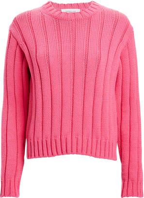 Derek Lam 10 Crosby Iola Rib Knit Sweater