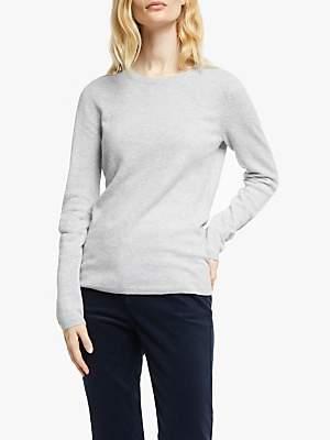 John Lewis & Partners Cashmere Crew Neck Sweater