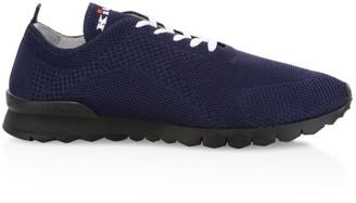 Kiton High Tech Sock Sneakers