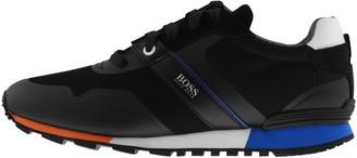 BOSS Parkour Runn Trainers Black