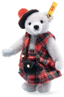 Steiff Great Escapes Edinburgh Teddy Bear (15cm)