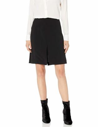 Karl Lagerfeld Paris Women's Lace Insert Skirt