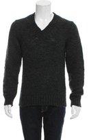 Dolce & Gabbana Knit V-Neck Sweater
