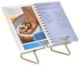 Spectrum Euro Cookbook Holder - Satin Nickel