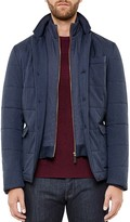 Ted Baker Jasper Quilted Layered Jacket