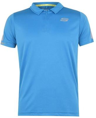 Skechers Mesh Polo Shirt