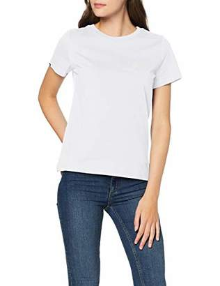 Superdry Women's Ol Elite Crew Neck Tee T-Shirt,16 (Size: X-Large)