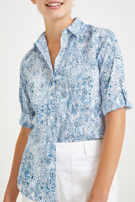 Sportscraft Lily Voile Estelle Print Shirt