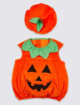 Marks and Spencer Kids Pumpkin Dress Up