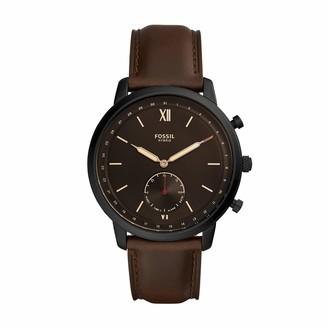 Fossil Men's 44MM Neutra Stainless Steel Hybrid Smart Watch