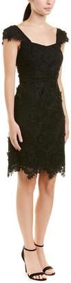 Nanette Lepore Secret Garden Sheath Dress
