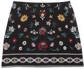 Ella Moss Girls' Embroidered Kera Skirt