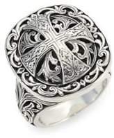 Konstantino Sterling Silver Ring