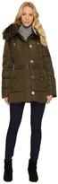 MICHAEL Michael Kors Belted Down Coat M820828C Women's Coat