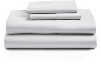 Nordstrom 400 Thread Count Organic Cotton Sateen Sheet Set