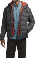 Cole Haan Hooded Jacket with Contrast Bib - Insulated (For Men)