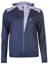Spyder Womens Vista Full Zip Hoody Jacket Top Coat Lightweight Long Sleeve