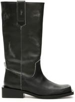 Ganni Calfskin Boots