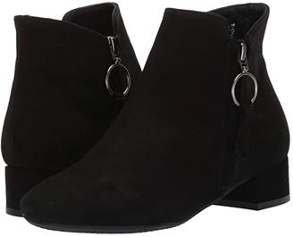 Eric Michael Petal (Black) Women's Boots
