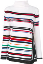 Iceberg striped knitted sweater