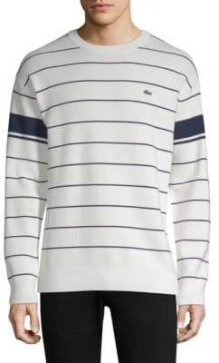 Lacoste Regular-Fit Heritage France Sweatshirt