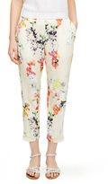 Club Monaco Patricia Pull-On Crop Pant
