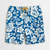 "J.Crew Factory 9"" Printed Board Short"