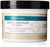Dr. Miracle's Feel It Formula Temple and Nape Gro Balm, 4 Ounce