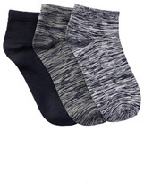 Joe Fresh Ankle Socks - Pack of 3 (Big Girls)