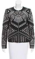Sass & Bide Embellished Structured Jacket