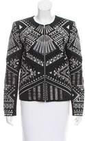 Sass & Bide Embellished Structured Jacket